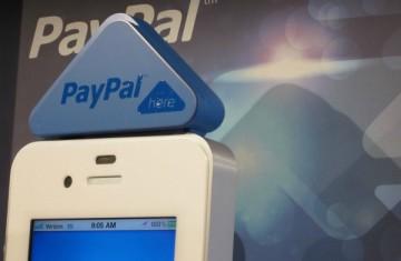 Paypal prueba el pago a través del móvil
