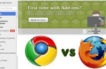 Aplicaciones y extensiones útiles para Chrome y Firefox