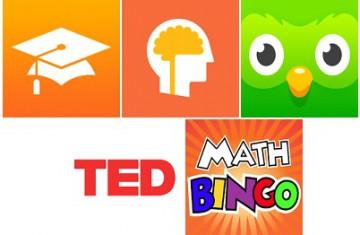 Las apps más descargadas en el entorno educativo