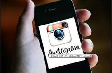Instagram: el nuevo sitio preferido de los estafadores