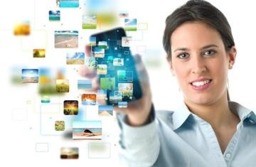 Aumenta el uso de aplicaciones móviles en 2015