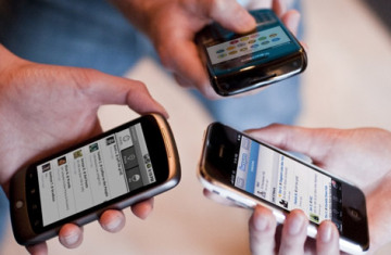 Uso de los dispositivos móviles en España